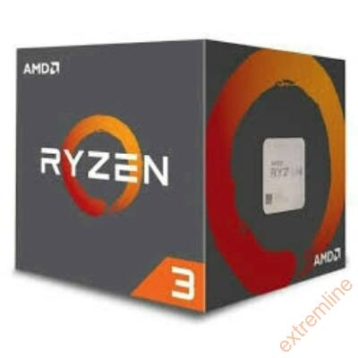CPU - AMD Ryzen 3 3100 3,6GHz/4C/6M AM4
