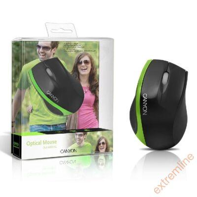 EG - Canyon MSO01G 800dpi Black/Green
